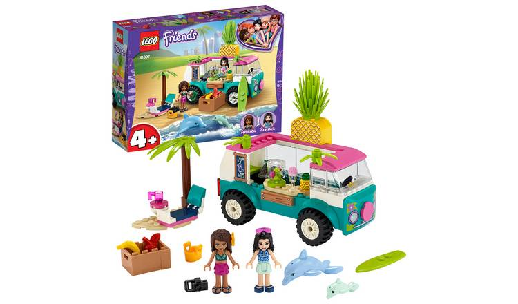 LEGO Friends Juice Truck Toy Playset -41397
