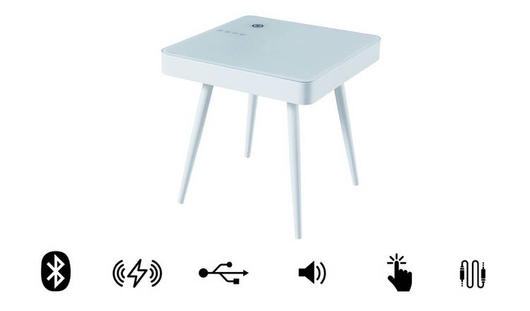 Koble Tori Bluetooth Wireless Charging Side Table