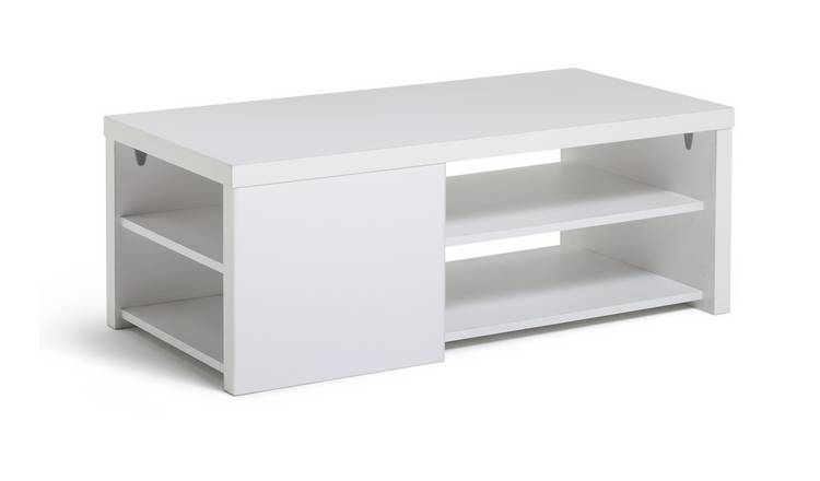 Argos Home Venice Coffee Table - White