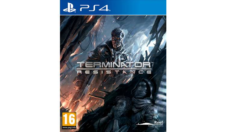 Terminator Resistance PS4 Game