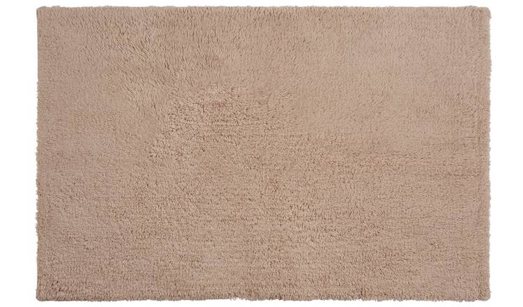 Argos Home Bath Mat - Stone