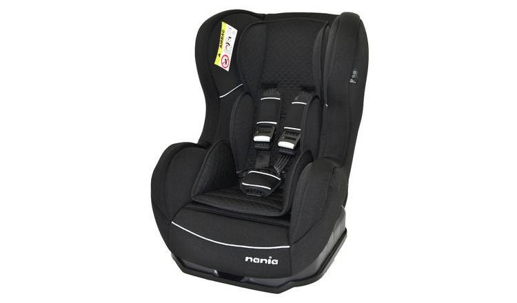 Nania Cosmo Group 0/1/2 Car Seat - Black