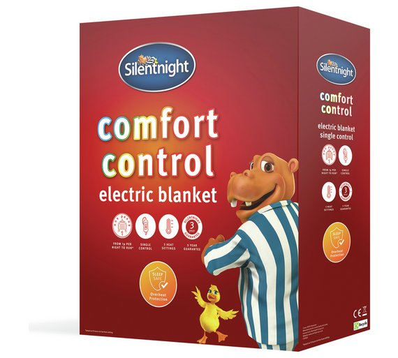 silentnight winter nights heated underblanket electric. Black Bedroom Furniture Sets. Home Design Ideas