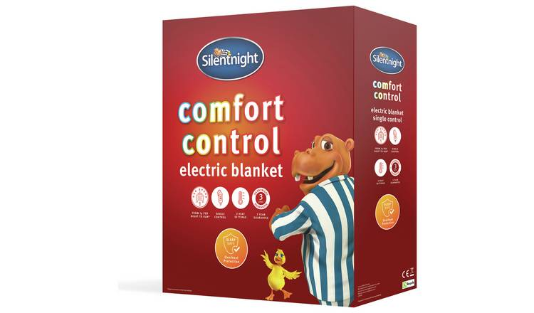 Silentnight Winter Nights Electric Underblanket - Single