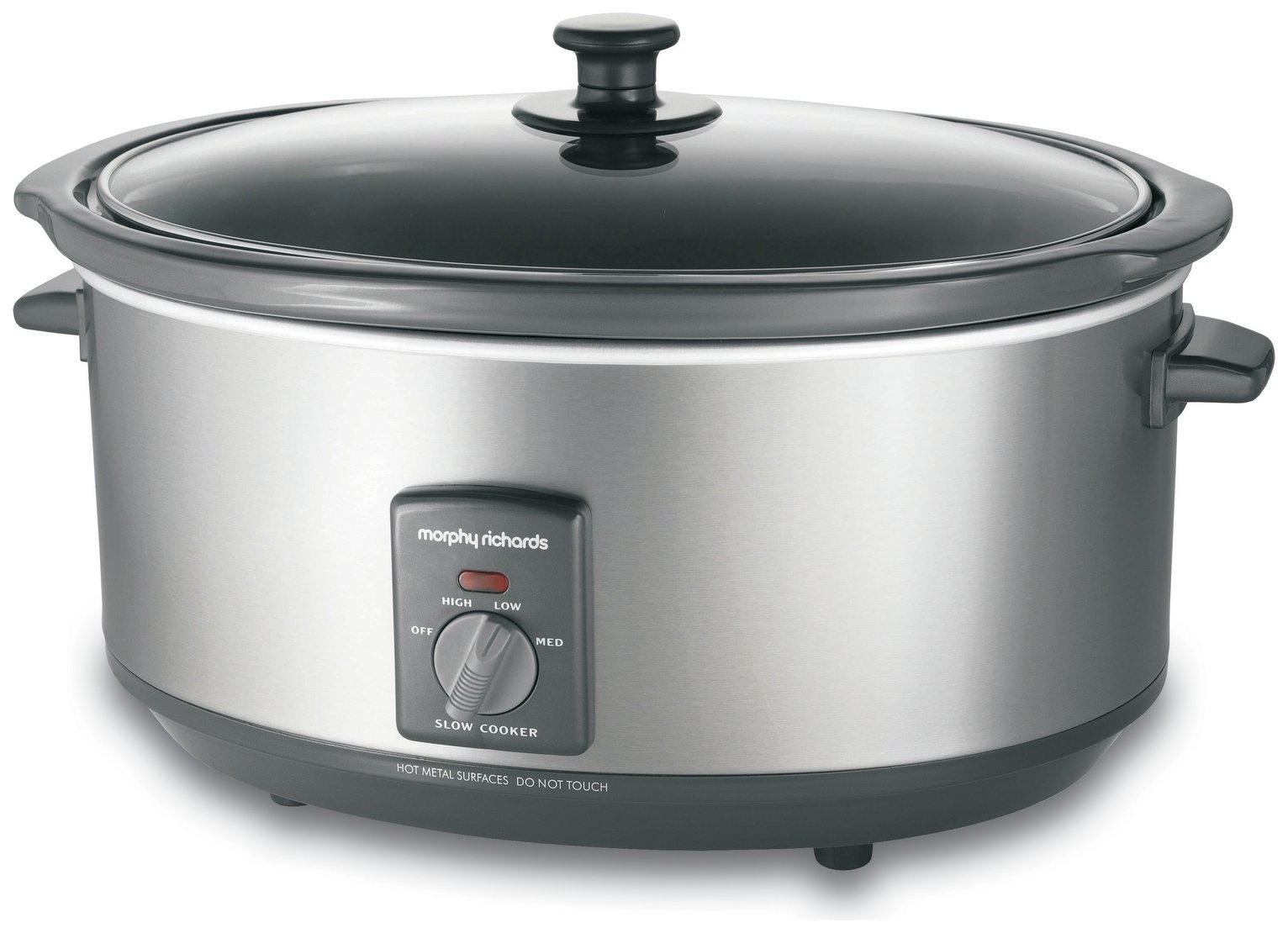 Image of Morphy Richards 48715A 6.5L Slow Cooker