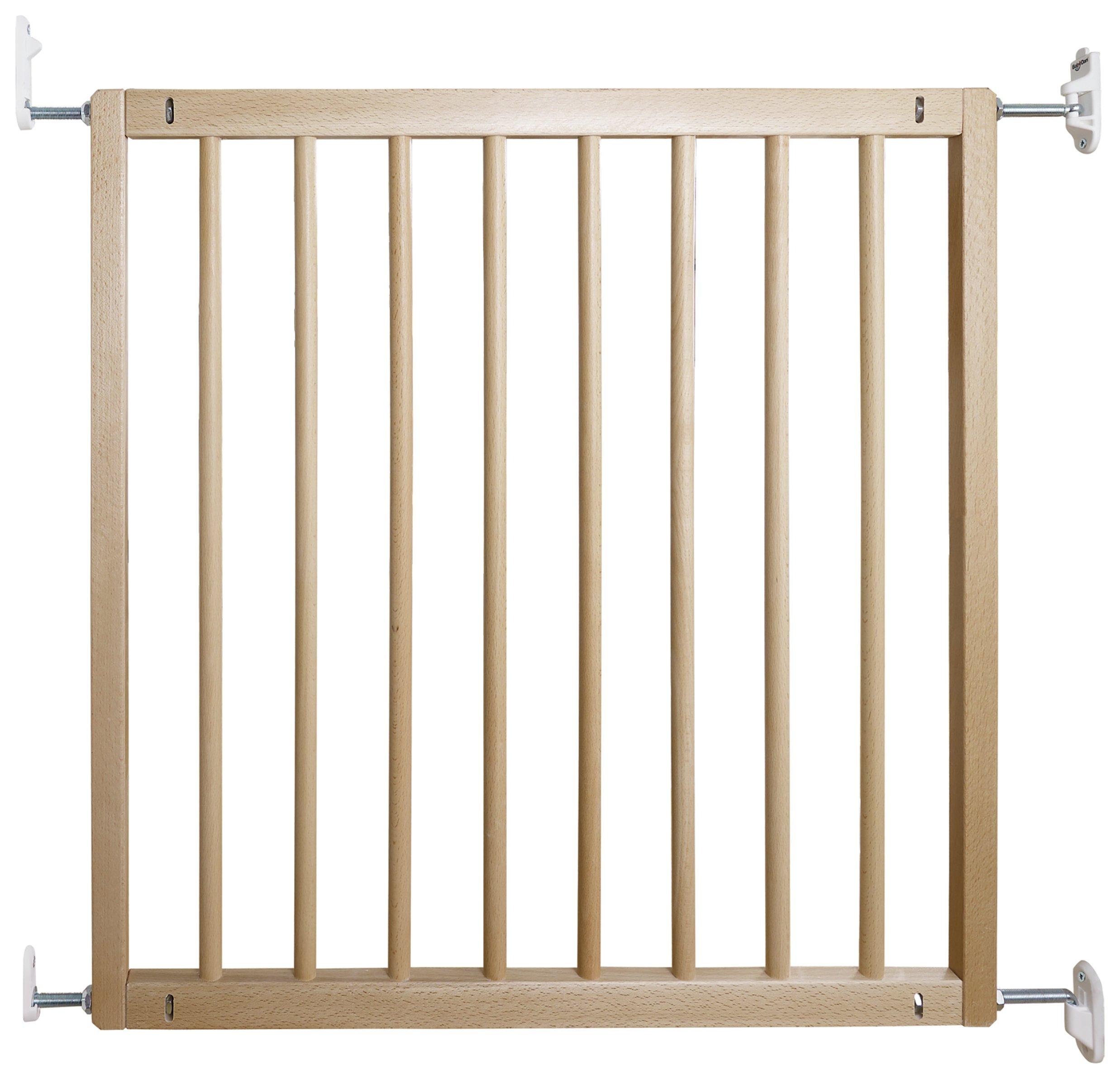 babydan narrow beechwood safety gate. Black Bedroom Furniture Sets. Home Design Ideas