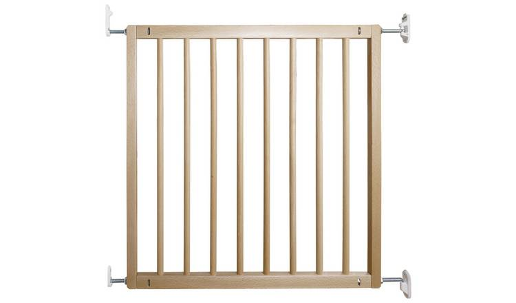 BabyDan Narrow Beech Wood Safety Gate.