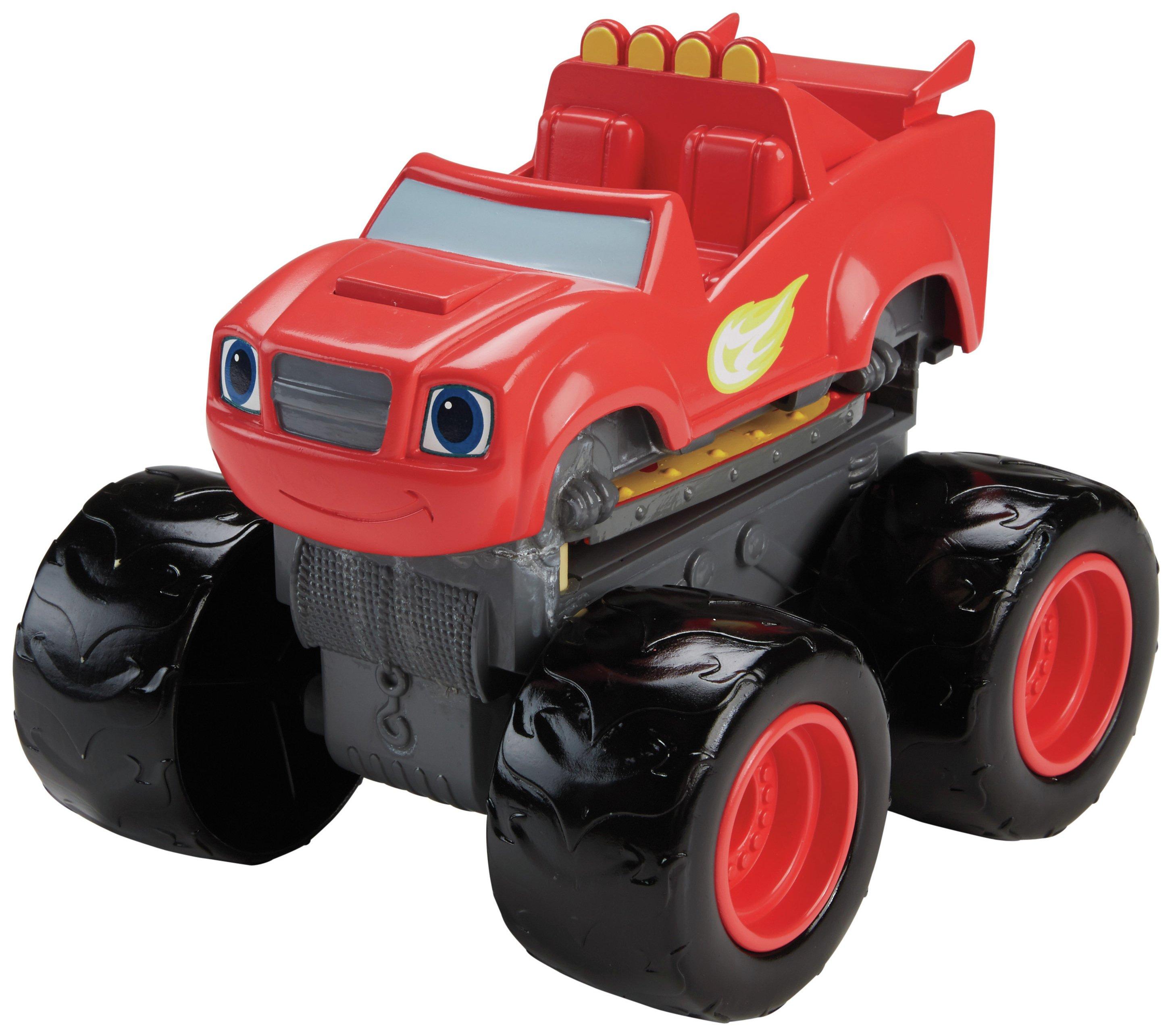 Image of Fisher-Price Blaze Transforming Blaze Jet Activity Toy