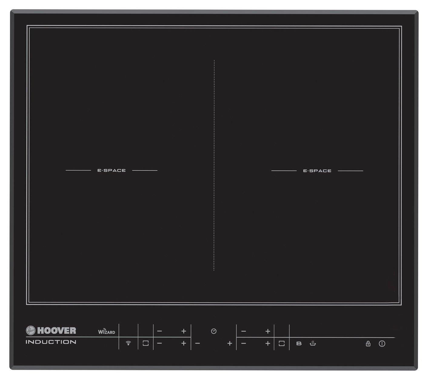 Hoover Wizard HESD4 Wi-Fi Induction Hob