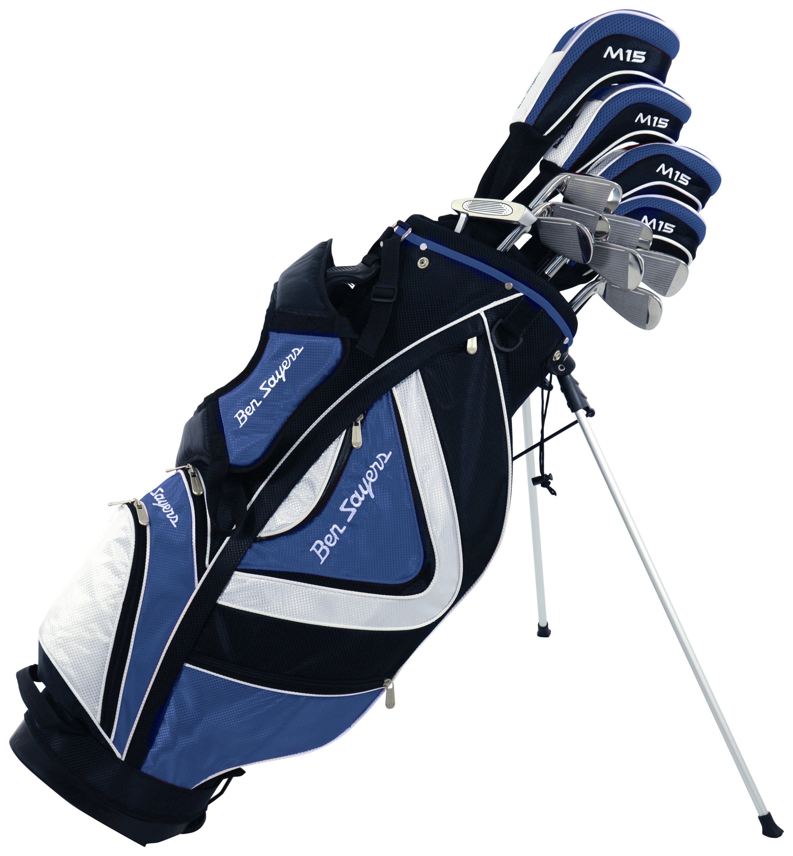 Ben Sayers Golf M15 Men's Package Set - Blue 1