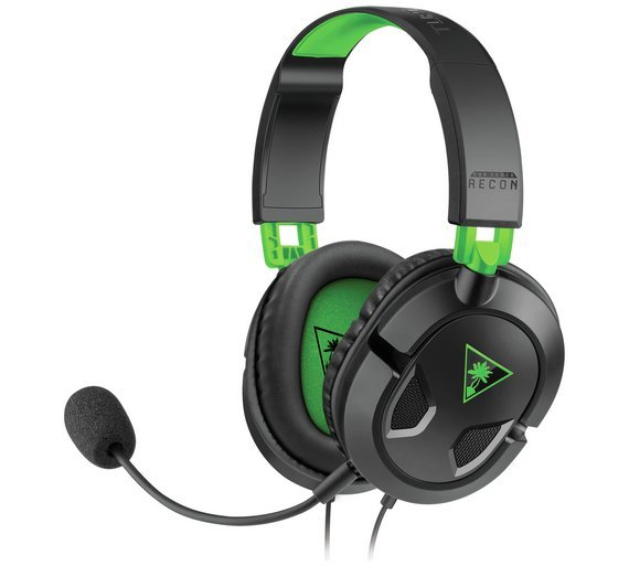 Turtle Beach Recon 50X Gaming Headset Xbox One/PS4/PC