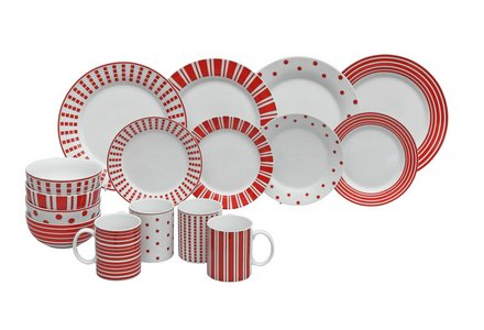 Save up to 20% on selected dinnerware.