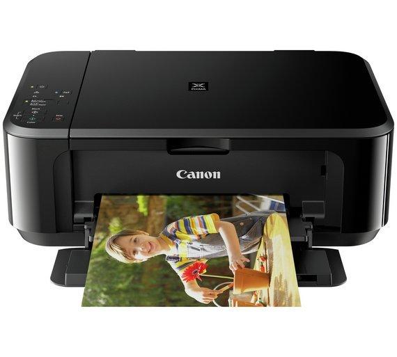 Canon - Pixma MG3650 Wi-Fi Printer