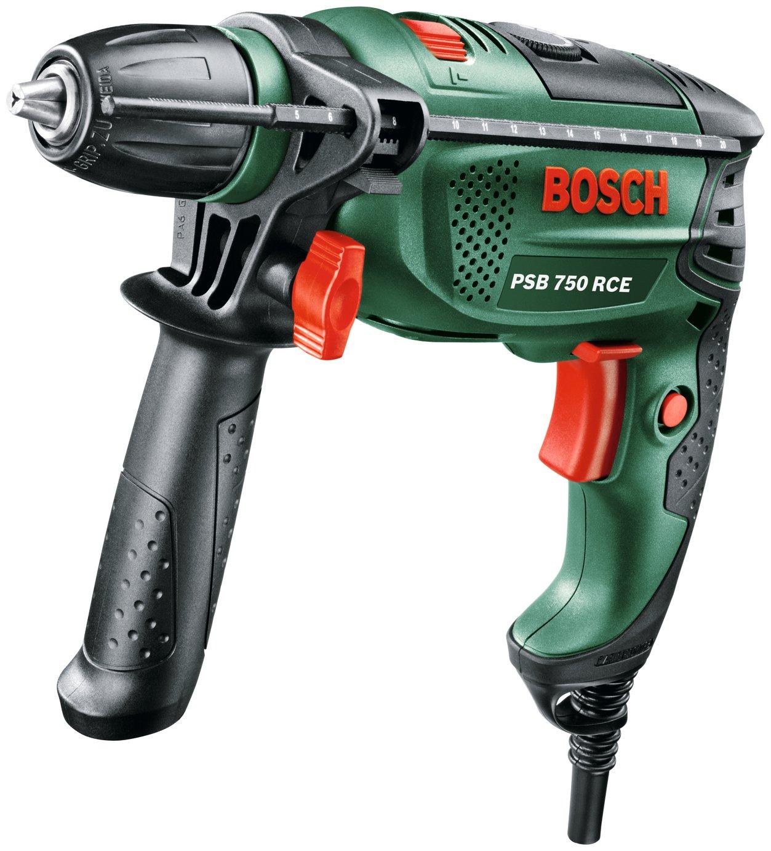 Bosch PSB 750 RCE - Compact Hammer Drill.