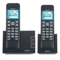 Binatone - Defence - Cordless Telephone & Answer Machine - Twin