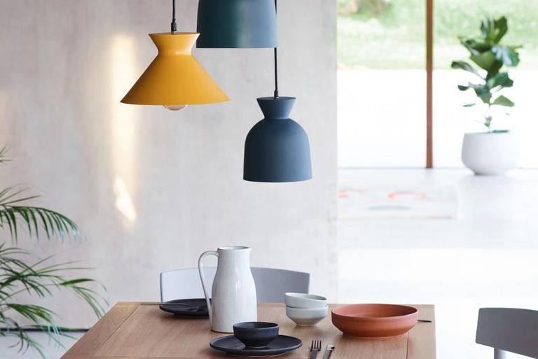 Kitchen lighting ideas.