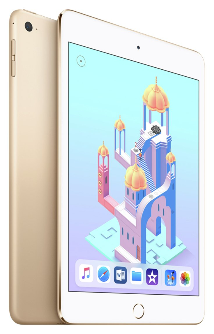 iPad mini 4 2018 Wi-Fi 128GB - Gold