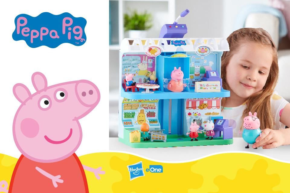 Win a Peppa VIP experience and toy bundle!