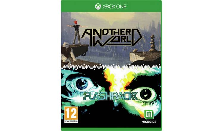Another World & Flashback Xbox One Double Pack Pre-Order