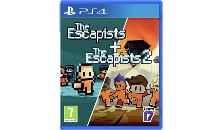 The Escapists 1 and 2 Double Pack PS4