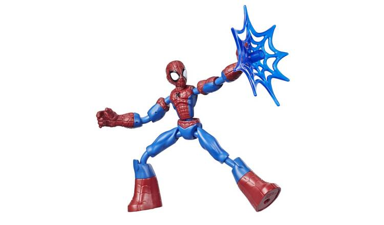 Marvel Spider-Man Bend and Flex Spider-Man Figure