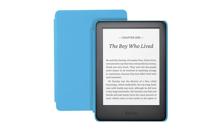 Kindle Kids Edition 8GB E-Reader - Blue