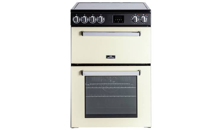 New World Nevis NWNV60CC 60cm Electric Cooker - Cream