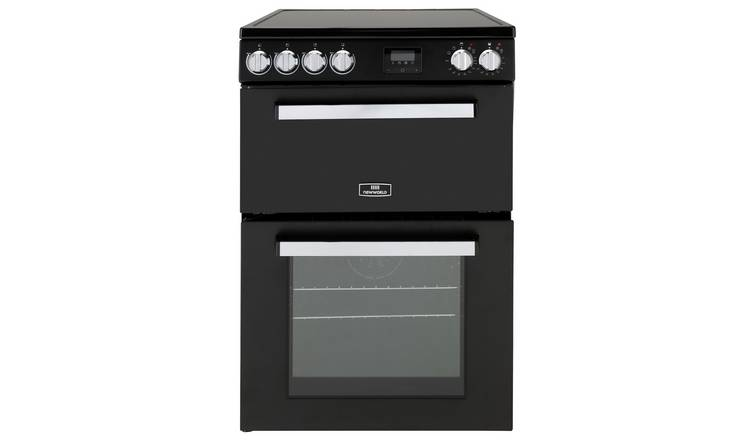 New World Nevis NWNV60CB 60cm Electric Cooker - Black