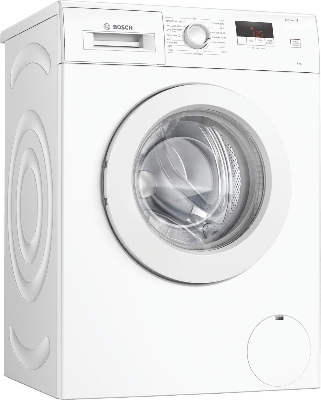 Bosch WAJ28008GB 7KG 1400 Spin Washing Machine - White
