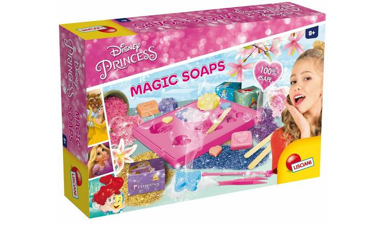 Disney Princess Magic Soaps