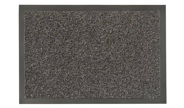 Argos Home Magic Barrier Doormat - Grey