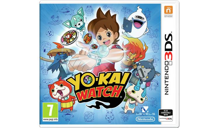 Yo-Kai Watch Nintendo 3DS Game