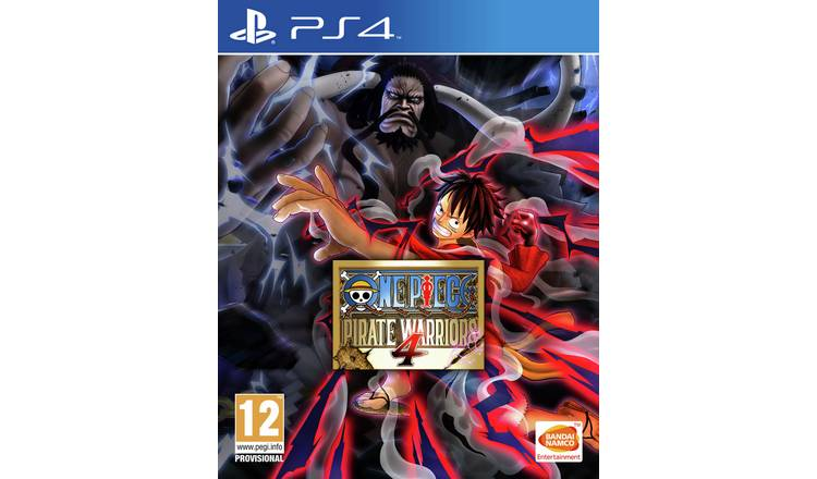 One Piece: Pirate Warriors 4 PS4 Game