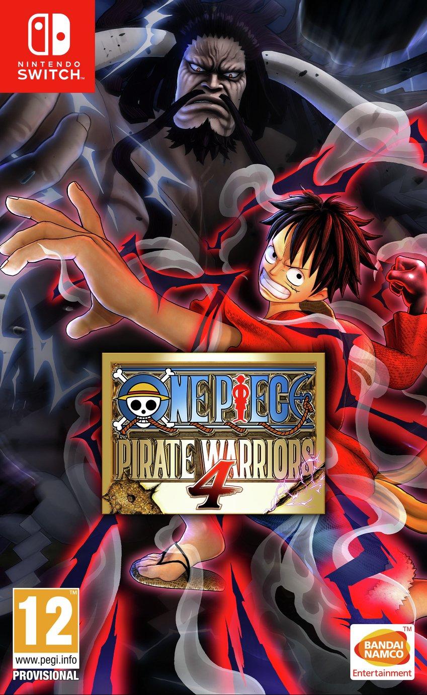One Piece: Pirate Warriors 4 Nintendo Switch Game