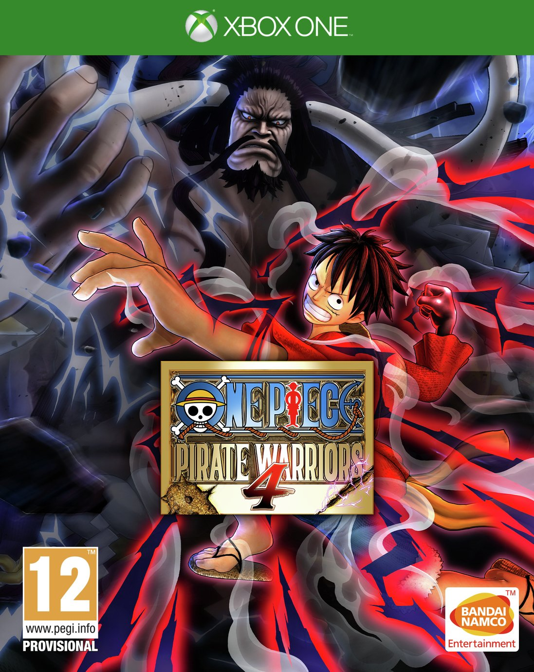One Piece: Pirate Warriors 4 Xbox One Game