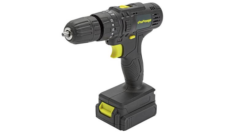 Challenge Cordless Impact Drill - 14.4V 0