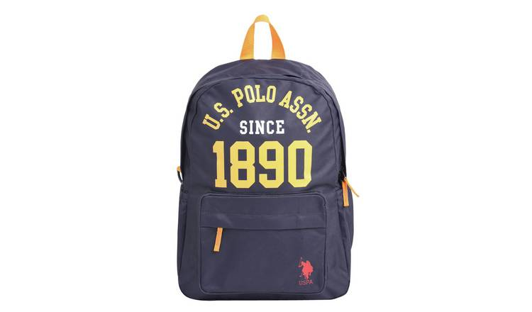 US Polo Assn. 14L Backpack - Navy Blue