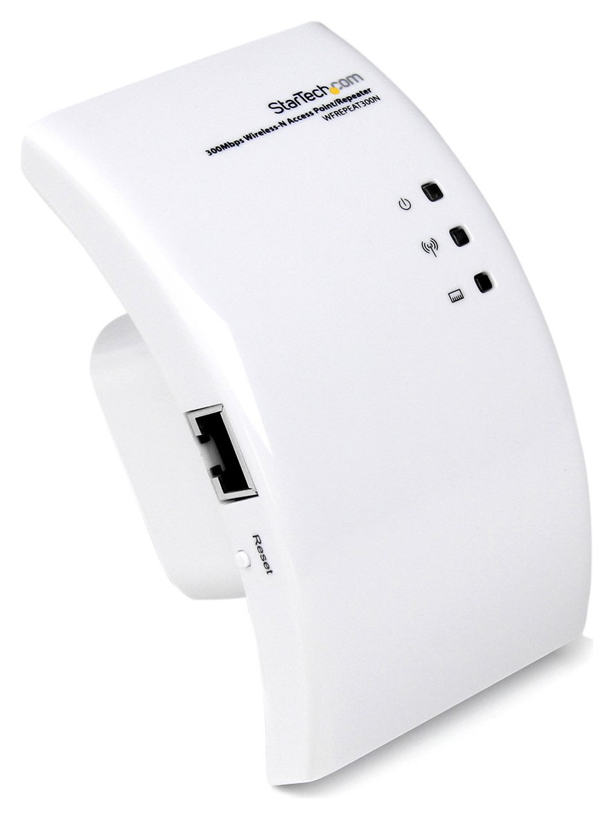 Startech StarTech Wireless N 300 MBPS WiFi AP Repeater.