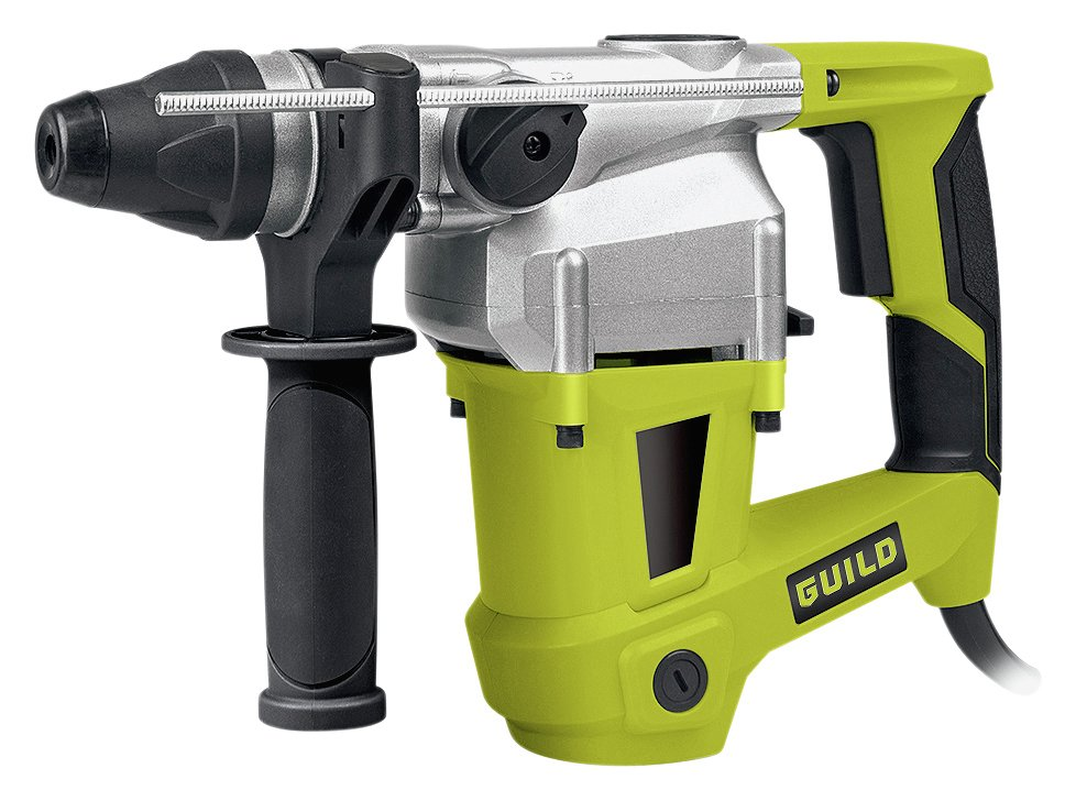 guild sds roatary hammer drill 1000w review. Black Bedroom Furniture Sets. Home Design Ideas
