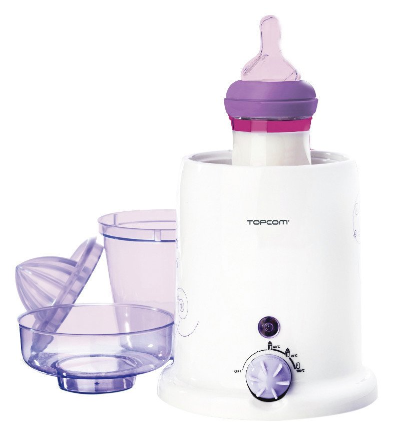 Image of Tocom - 3 in 1 Baby Bottle Warmer