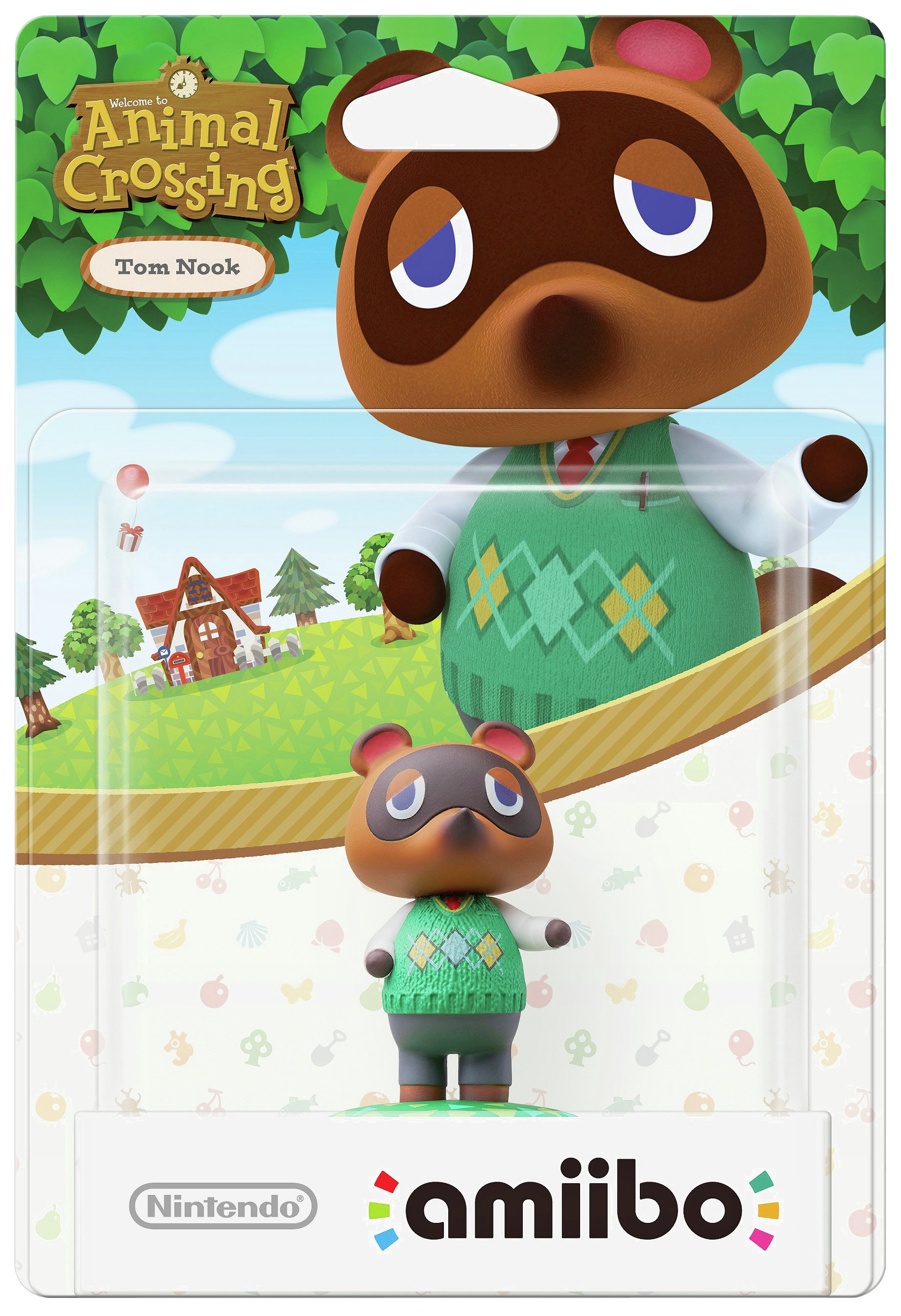 Image of amiibo Animal Crossing Figure - Tom Nook