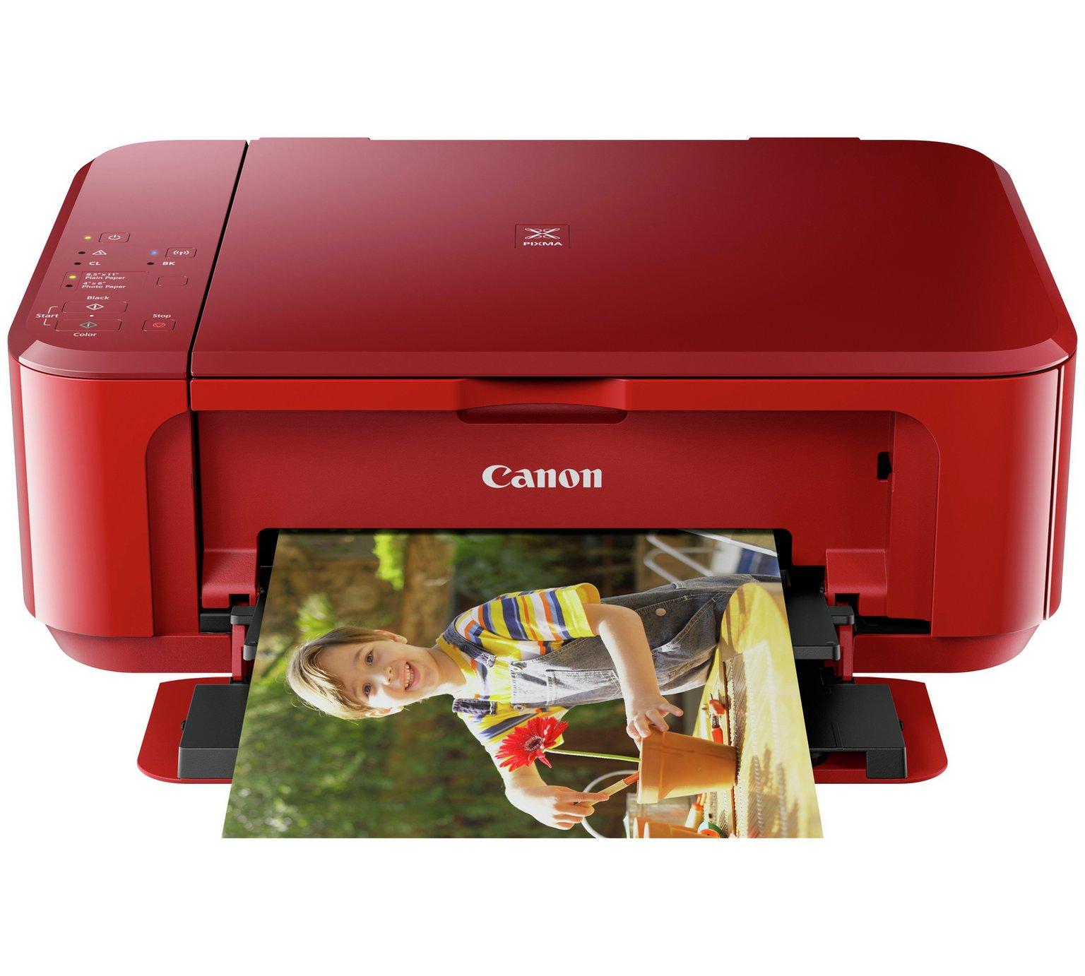 Canon PIXMA MG3650 Wireless All-in-One Colour Printer