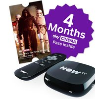 Now TV - TV with 4 Month Movie Pass - YouTube, Vimeo