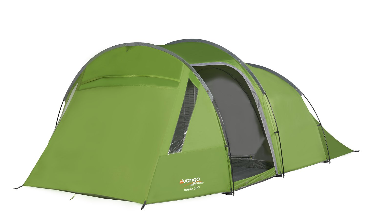 Vango Valetta II 5 Man 2 Room Tunnel Tent