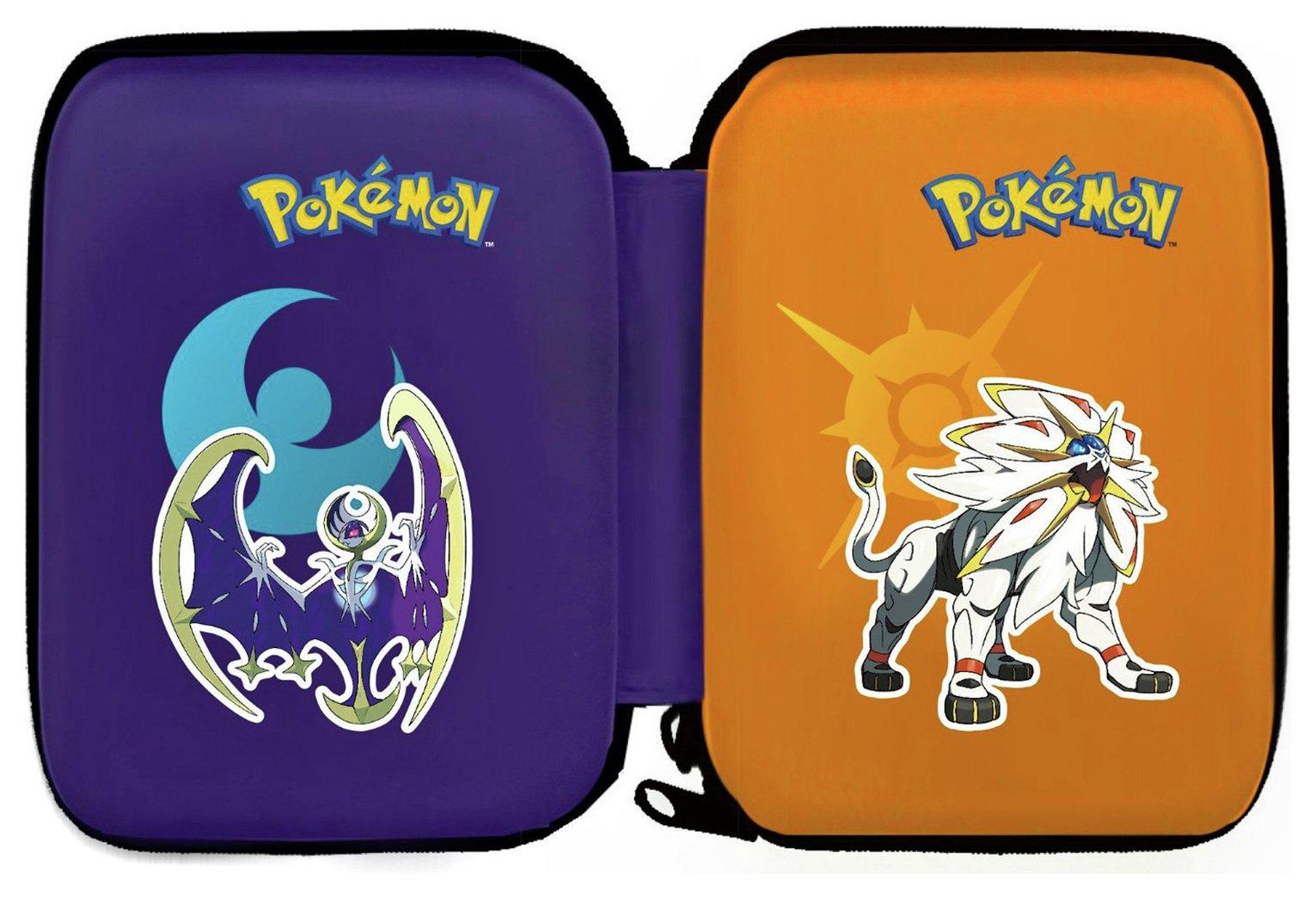 'Pokemon Sun And Moon Nintendo 3ds/3ds Xl Case.