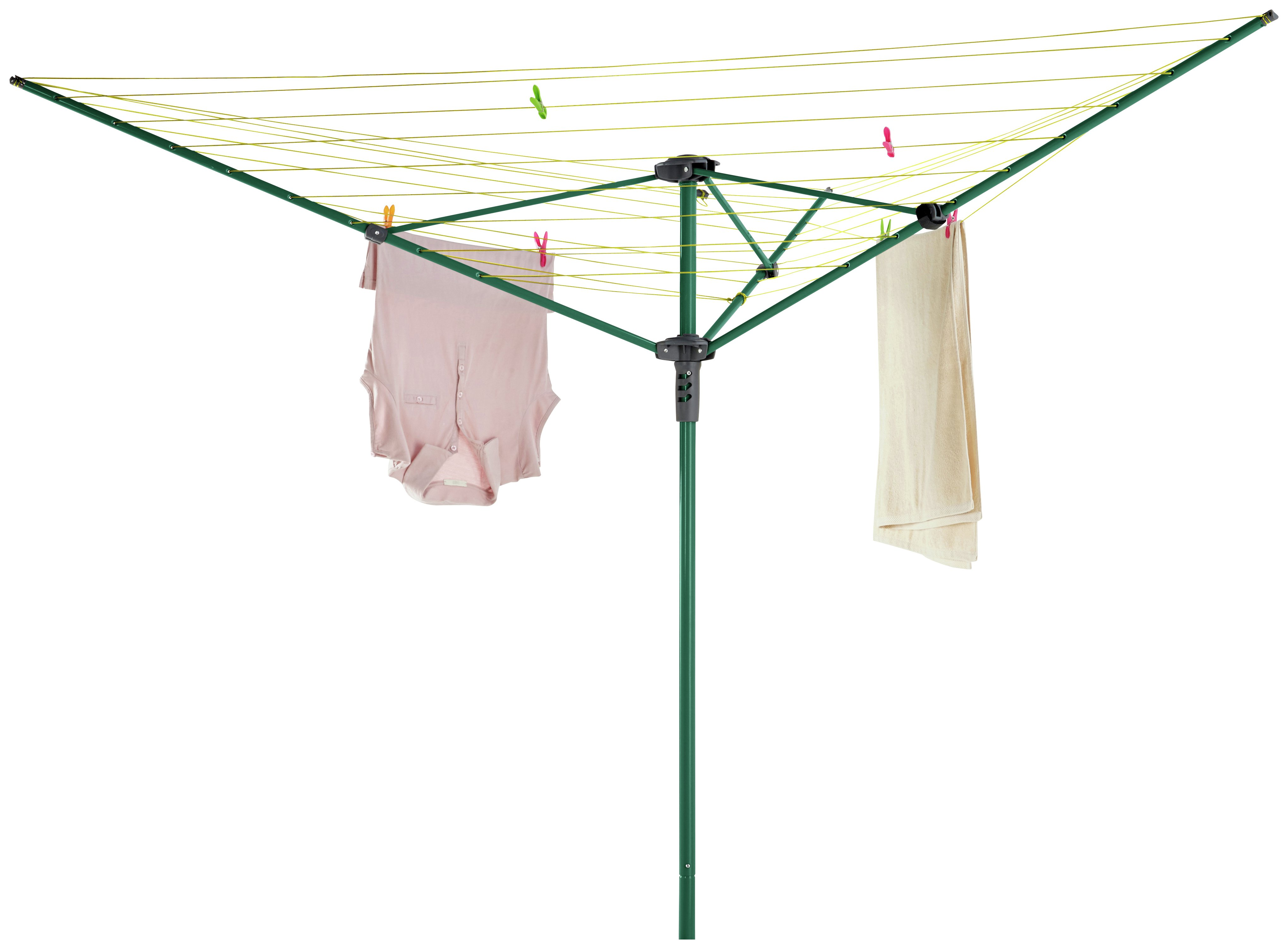 Image of Better Dri 40m 3 Arm Outdoor Washing Line