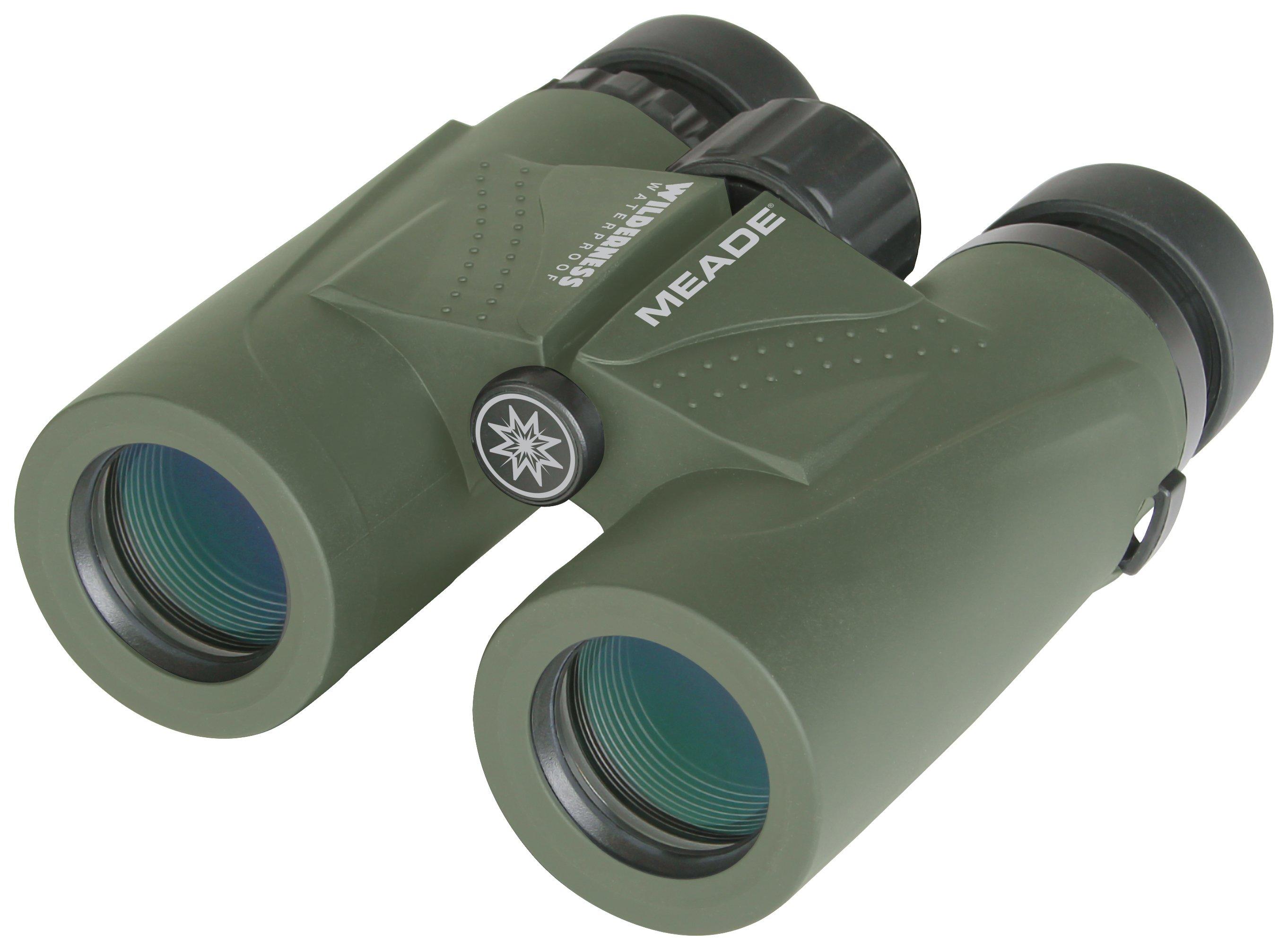 Meade Wilderness Binoculars 10x32.