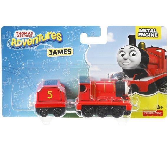 Thomas Friends Adventures James Engine