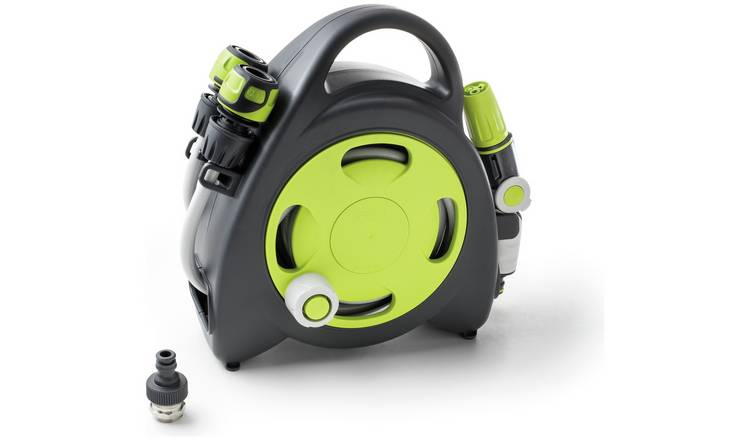 GF Compact Patio Hose Reel - 11.5m