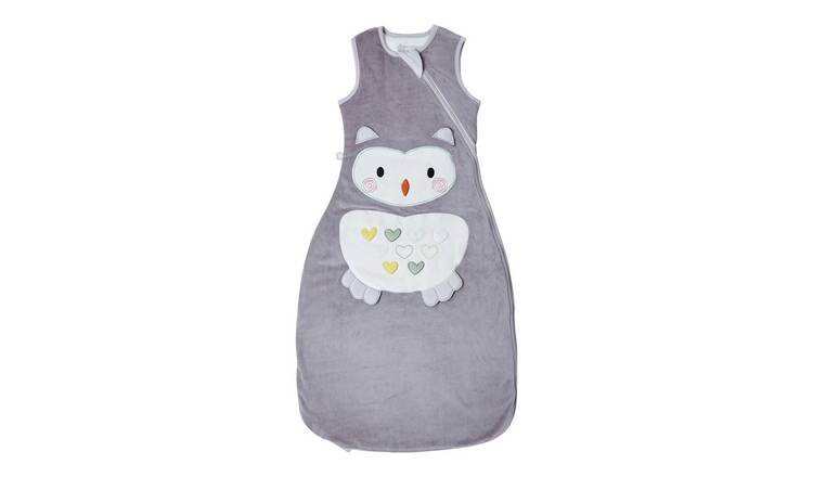 Tommee Tippee Baby Sleep Bag, 6-18m, 2.5 Tog, Ollie the Owl